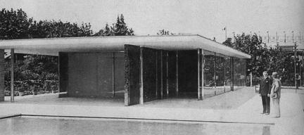 Text colour plane studies for Architektur 1929