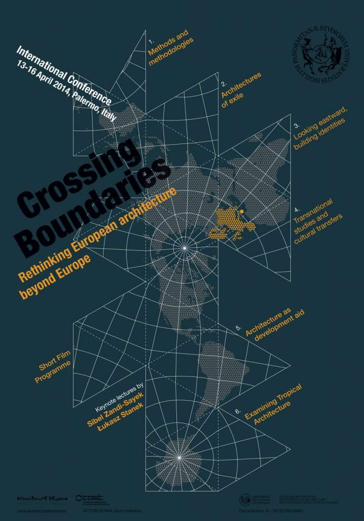 Crossing Boundaries poster
